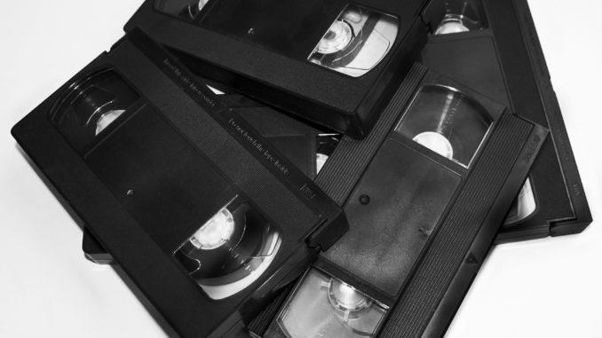 VHS videobanden