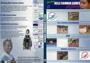 Nelli Cooman games dvd cover