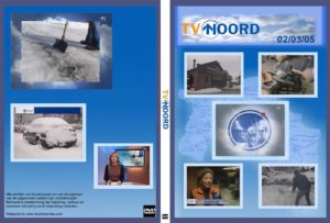 TV NOORD dvd cover
