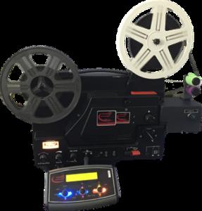 Kunee film transfermachine